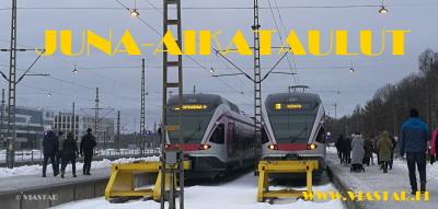 Juna aikataulu Helsinki Lentoasema junat aikataulut