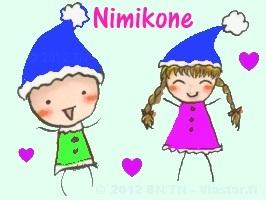 Nimikone